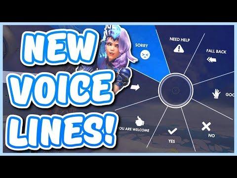 Overwatch - NEW COMMUNICATION WHEEL UPDATE