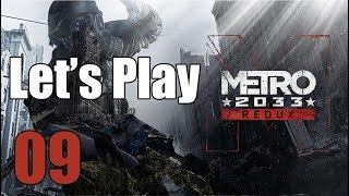 Metro 2033 Redux - Let's Play Part 9: Babysitter Cowboy