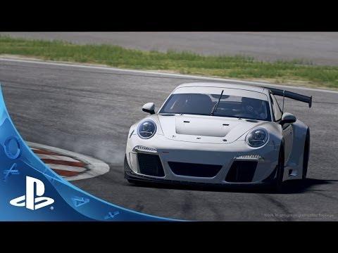 Project CARS E3 2014 Trailer   PS4