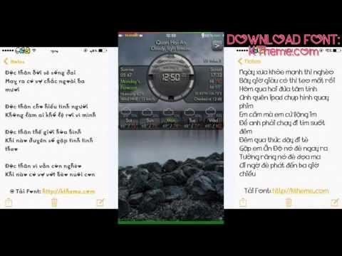[NEW] LockScreen độc đáo cho iOS