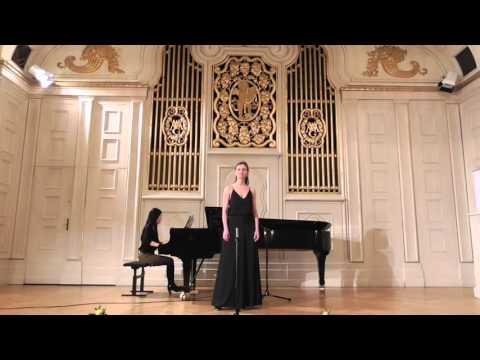 Anastasia Churakova: Elvira's Aria - Bellini