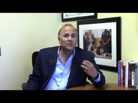 Juvenile Law Center alumnus: Steven Drizin