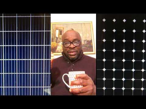 Solar in Nigeria 45: Monocrystalline vs Polycrystalline