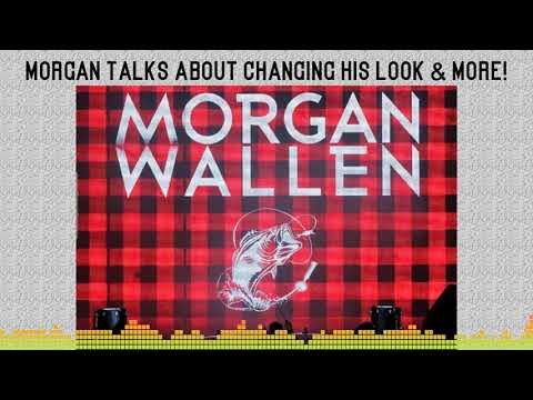 Corey Calhoun - Caught Up With Morgan Wallen Before He Took The Stage This Past Weekend