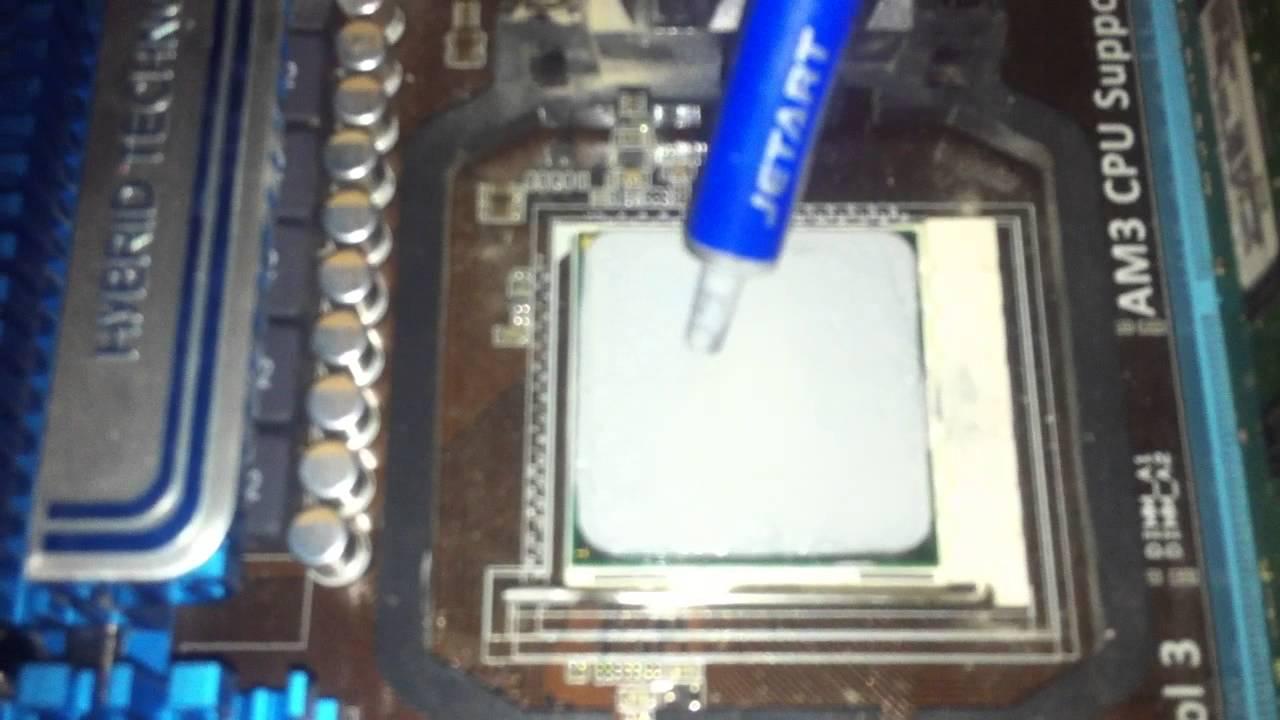 changer la p 226 te thermique du processeur astuce pc