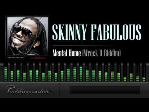 Skinny Fabulous  Mental Home Wreck It Riddim Soca 2014