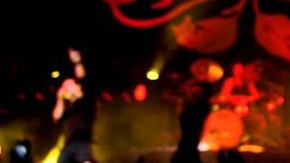 The Rasmus - F-f-f-falling (live El Plaza Condesa, Mexico) 29/10/11