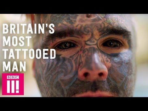 Britain's Most Tattooed Man | Hayley Pearce