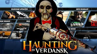 Modern Warfare: Everything New Coming In The Haunting Of Verdansk Update!