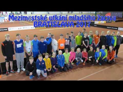 Meziměstské utkání mladšího žactva 2017 - Bratislava