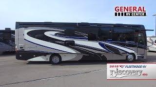 General RV Center 2018 Fleetwood Discovery LXE 40G Class A Diesel Motorhome