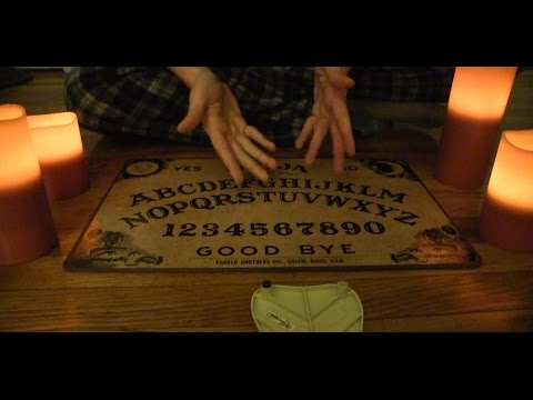 ZOZO Speaking Backwards - Ouija Board Experiment