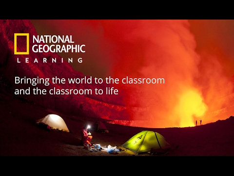 National Geographic Learning: Bringing the World to the Classroom
