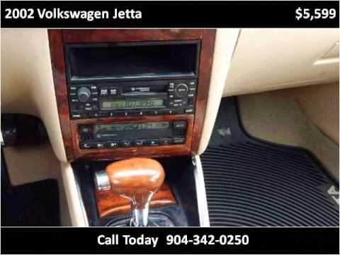 2002 Volkswagen Jetta Used Cars St Augustine FL