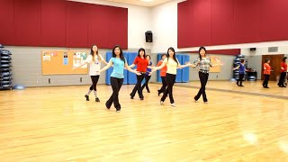 Star Crossed Lovers - Line Dance (Dance & Teach in English & 中文)