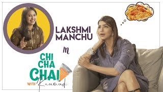 manchu lakshmi interview chichachai with kaumudi sillymonks tollywood