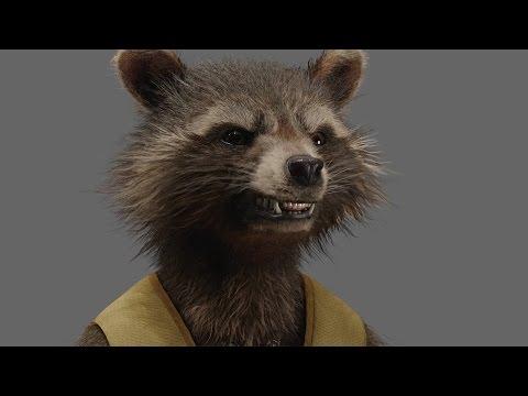 Guardians of the Galaxy: Rocket | VFX Making Of | Framestore