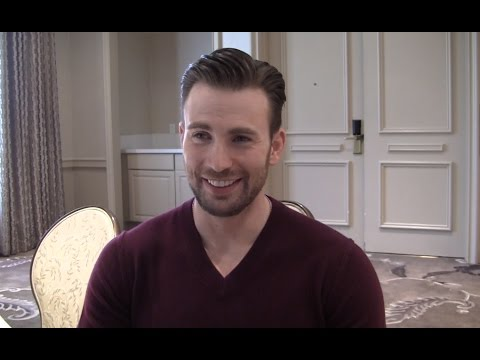 """Chris Evans on Extending His Marvel Contract: """"If They Want Me, They Got Me"""""""
