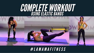 COMPLETE WORKOUT FT. #LAMAMAFITNESS