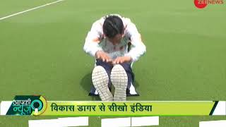 Delhi para athlete giving a ray of hope for other differently-abled...