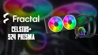 [Cowcot TV] Présentation Fractal Design Celsius+ S24 Prisma