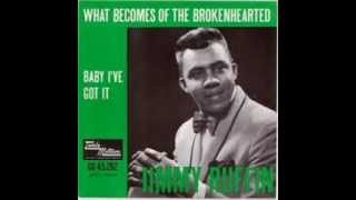 JIMMY RUFFIN - WHAT BECOMES OF THE BROKENHEARTED - BABY I