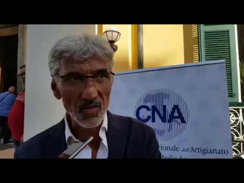 Agenzia Dire. Giuseppe Oliviero, presidente di CNA Napoli, Benevento e Caserta