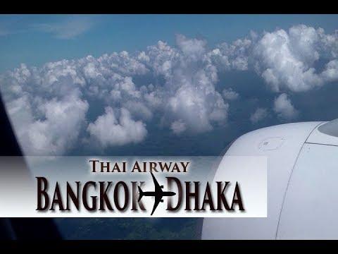 Airways 321 Thai Bangkok-dhaka Flight Tg
