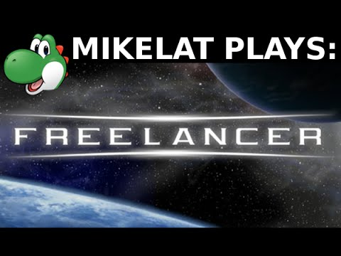 Let's Play Freelancer - Part 1 [CROSSFIRE MOD]