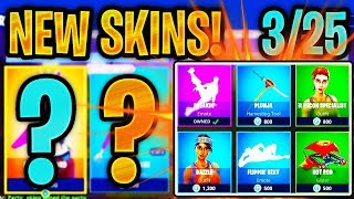 FORTNITE ITEM SHOP MARCH 25TH! FORTNITE NEW SKINS UPDATE! (NEW FORTNITE BATTLE ROYALE DAILY ITEMS)
