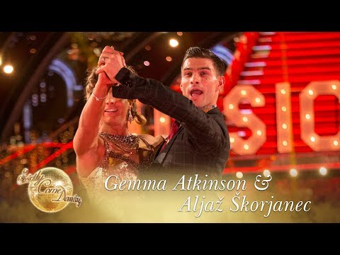 download Gemma and Aljaz Quickstep to 'Hello Dolly!' from Hello Dolly! - Strictly Come Dancing 2017