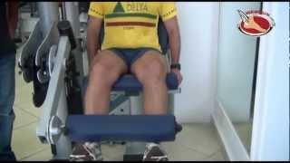 De perna ruins joelhos exercícios para