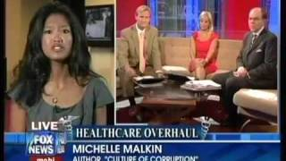 Michelle Malkin Calls Out Those Who Smear Americans Opposed to Govt Healthcare Takeover!