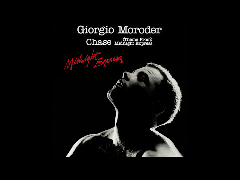 Giorgio Moroder - Chase (The Extended 13 min Version). 32 bits Remastered. HD