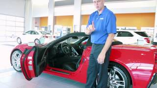 Louisville Chevy Dude  #1 in sales: How to Sit in Corvette seat without hitting the bolster