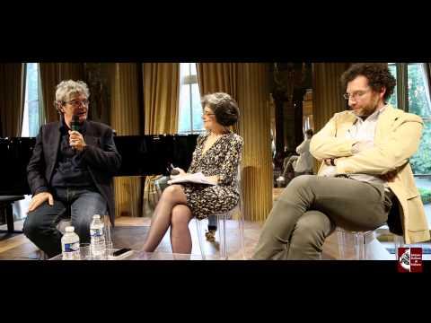 Mario Martone all'Istituto italiano di cultura di Parigi (21 aprile 2015)