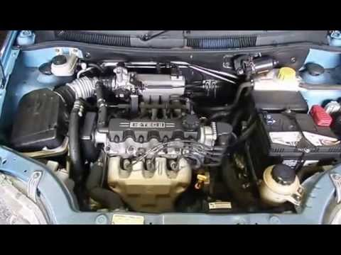 Engine Wiring Diagram 1984 Goldwing Wrecking 2003 Daewoo Kalos 1.5 (c15432) - Youtube