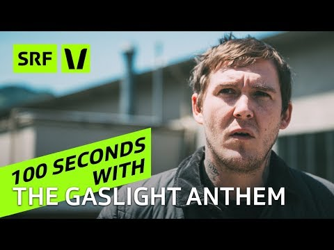The Gaslight Anthem: 100 Seconds with Brian Fallon