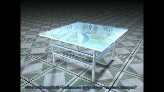видео торговые стеллажи микрон