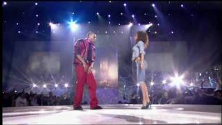 Chris Brown Thriller Tribute  World Music Awards 2006
