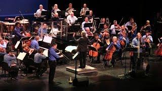 Symphonic Jazz Orchestra premieres Trickster by Rafael Piccolotto de Lima