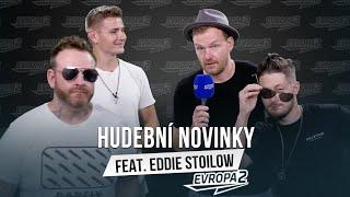 HUDEBNÍ NOVINKY (Eddie Stoilow, Sebastian a další..)