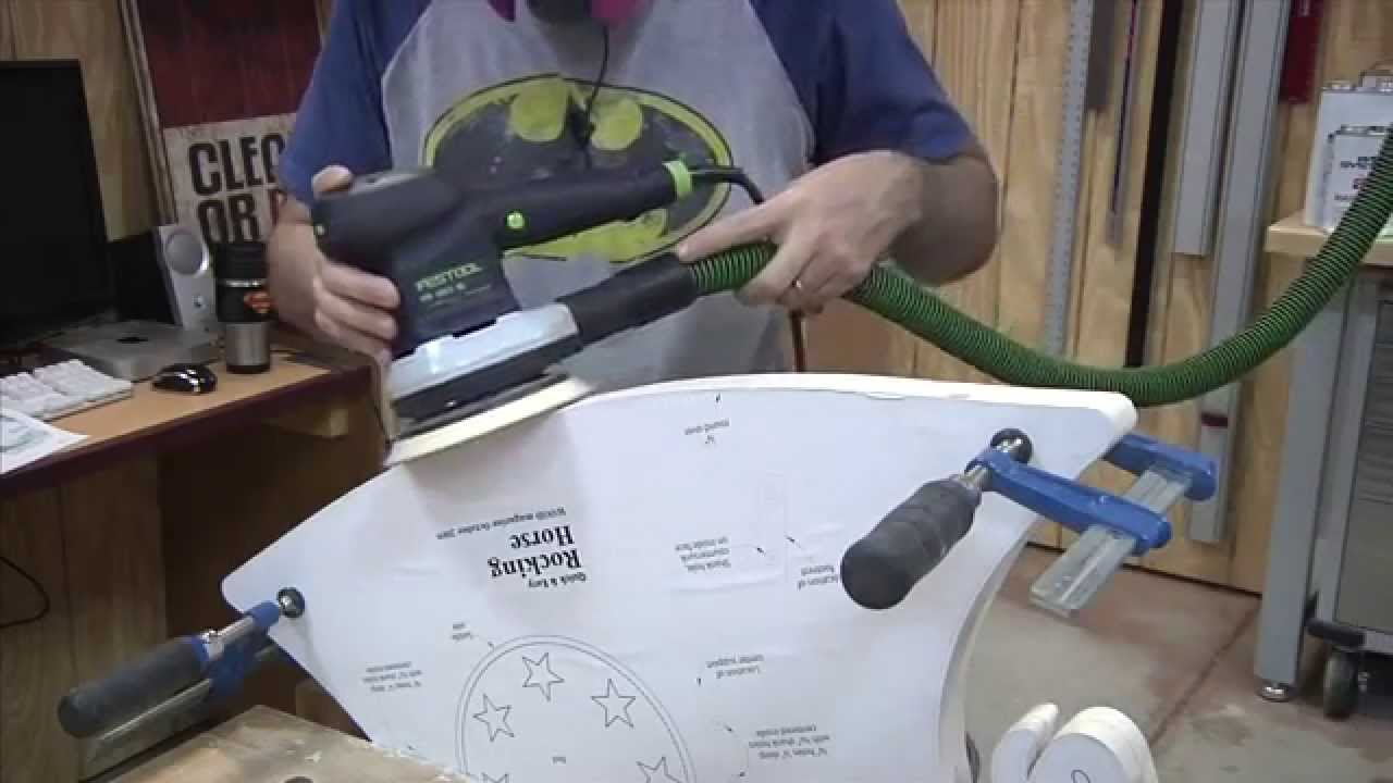 158 How To Build A Child S Rocking Horse Part 1 Of 2 Youtube