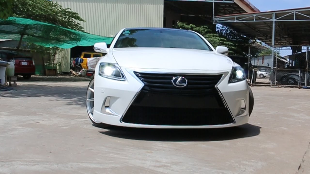 Car Modify Collection Review Video 2006 Lexus Gs300 You