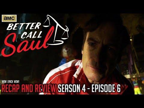 Better Call Saul - Season 4, Episode 6 - Recap & Review