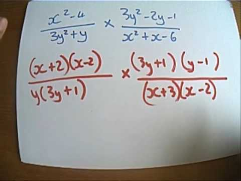 math worksheet : multiplying and iding algebraic fractions  youtube : Multiplication And Division Of Algebraic Fractions Worksheet