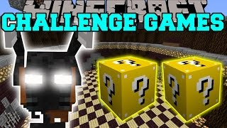 Minecraft: MORBID HARVESTER CHALLENGE GAMES - Lucky Block Mod - Modded Mini-Game