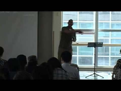2013-05-15 - Models for a Christian Life - Rev. Greg Brown