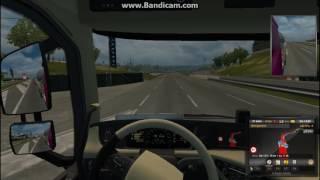 Euro Truck Simulatör & Çek Kenara Çek Kenara