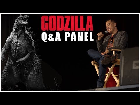 Godzilla: King Of The Monsters Q&A Panel - Monsterpalooza 2019